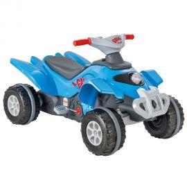ATV cu pedale Pilsan Galaxy blue HUBPL-07-292-BL