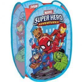 Cos depozitare Avengers Super Hero  Seven SV9529 BBJSV9529_Albastru