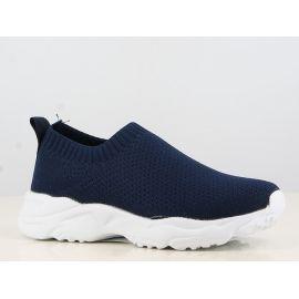 """Mocasini bleumarin tip adidas - Sporty (Marime Disponibila: Marimea 29)"" LLB311203-1"