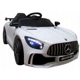 Masinuta electrica cu telecomanda Mercedes AMG GTR-S R-Sport - Alb EDEEDIAMGGTRALB