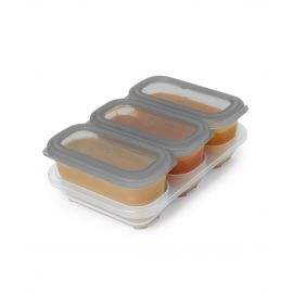 Skip Hop Recipiente pentru depozitarea mancarii, 180 ml (6 oz) BSAFE9H203910