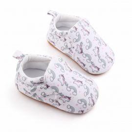 Botosei albi pentru fetite - Rainbow (Marime Disponibila: 9-12 luni (Marimea 20 incaltaminte)) MDd2598-2-p9